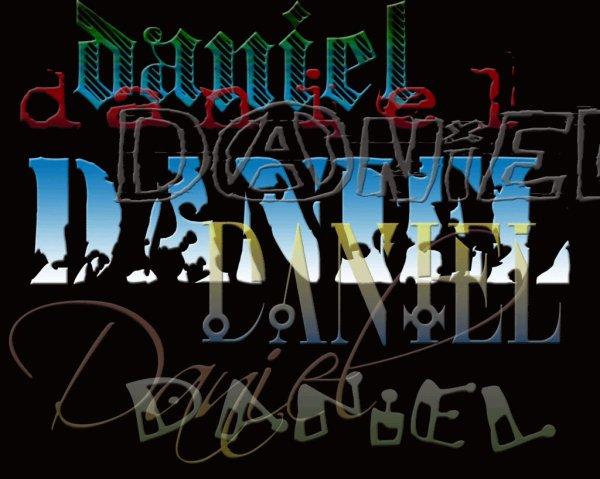 (l)(l)(l) <3<3 JE T'AIME PLUS QUE TOUT AU MONDE, DANIEL, <3 DANIELE <3