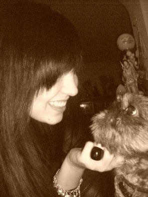 › Léa, ma chienne ♥