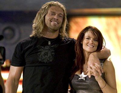 COUPLE DE LA WWE