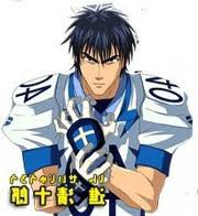Si les personnages d'Eyeshield 21 existaient... #1