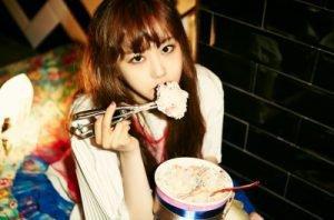 Joyeux Anniversaire Ga Yoon ( 4minute)