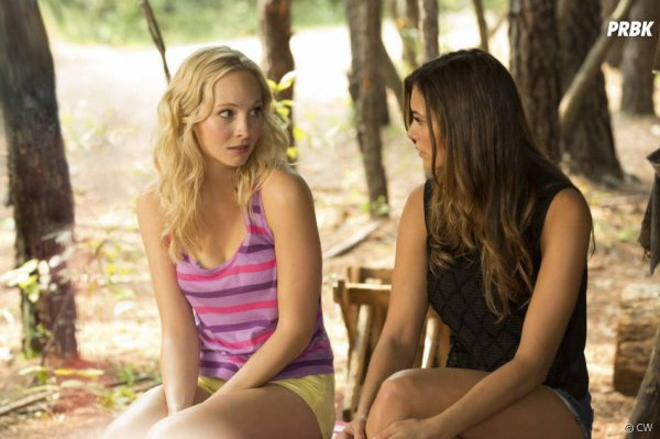Caroline et Elena