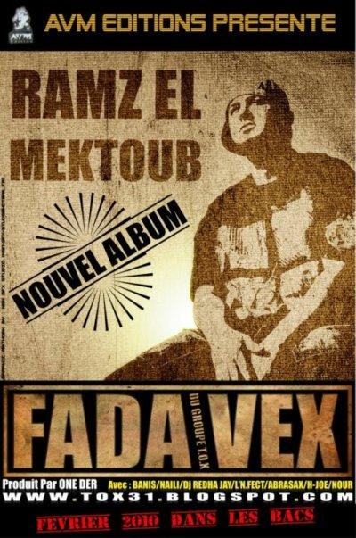 L'album De Vada Vex (TOX) - RAMZ EL MAKOUB 2010