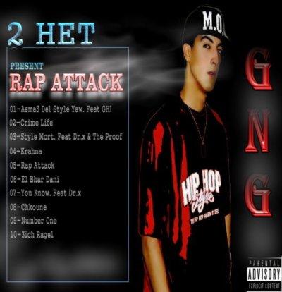 2 Het - Rap Attack