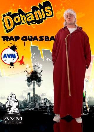 Dobanis - Rap Guesba  2011'