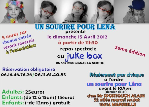 REPAS DU 15 AVRIL 2012