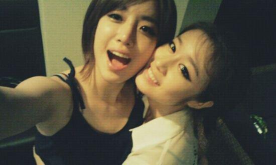 EunJung/JiYeon : Chapitre 1