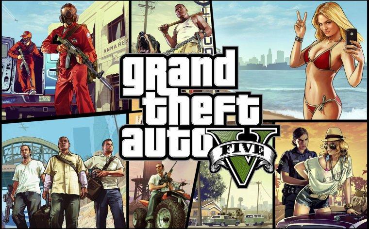 Grand Theft Auto V : Un Jeu Vidéo à Succès !