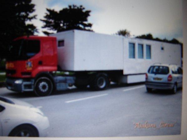 Convoi des frères Navas (Roue de la mort en 2005)