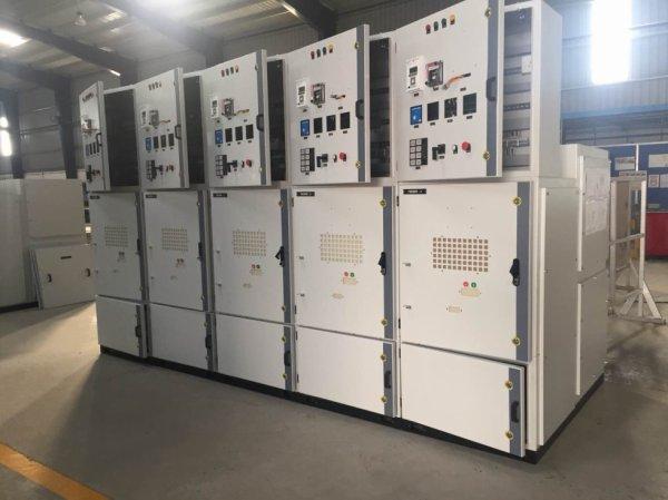 33KV VCB Panel Manufacturer in Ahmedabad,Gujarat - Gayatri Group