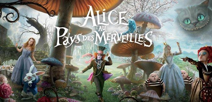 Alice au Pays de Merveilles