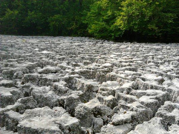 Il n'y a pas que des rivieres et des cascades dans le jura !!