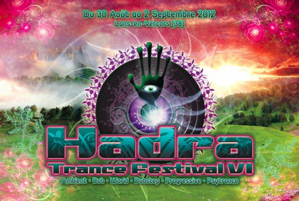 HADRA Trance Festival 2012