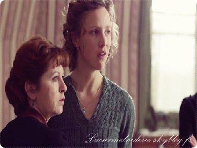 Madame Morange etait la seule a bien la connaitre. La seule a savoir resoudre c'est probleme . La seule a lui donner du courage . Mais quand elle est partie un vide enorme est arriver pour lucienne .
