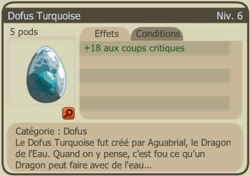 Drope + poutch Avec tuquoise +18.