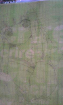 Mes dessins ^^ !!!