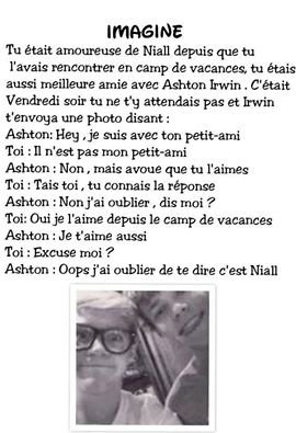 Imagine Ashton Irwin et Niall Horan♥