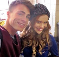 Holland Roden et Colton Hayness♥