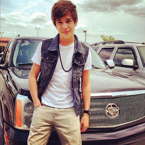Austin Mahone *-* ♥