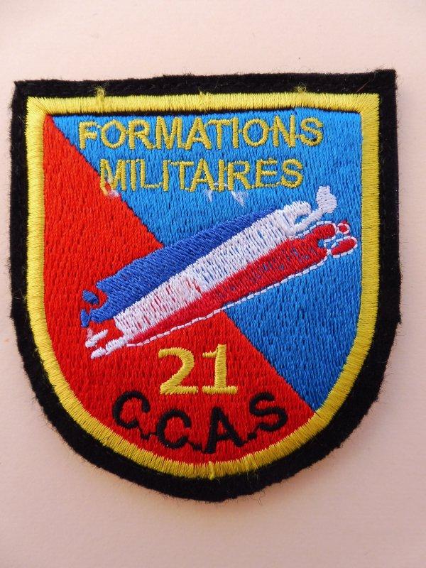 21ème Compagnie de l'U.I.S.C. n°7 ( 12 ¤ )