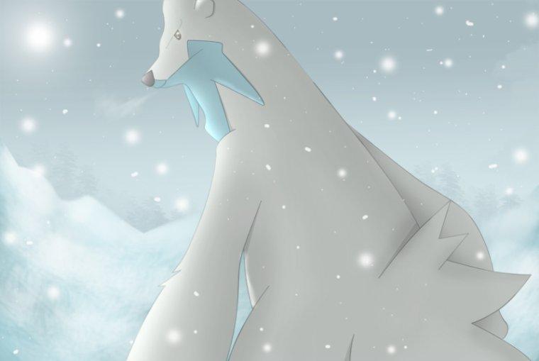 Polagriffe et Polarhume ♥