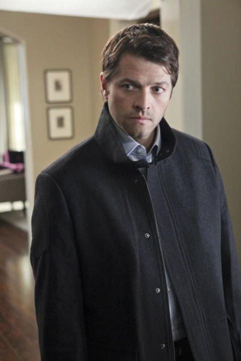 "Stills 1x14 ""Ringer"" (Misha Collins)"