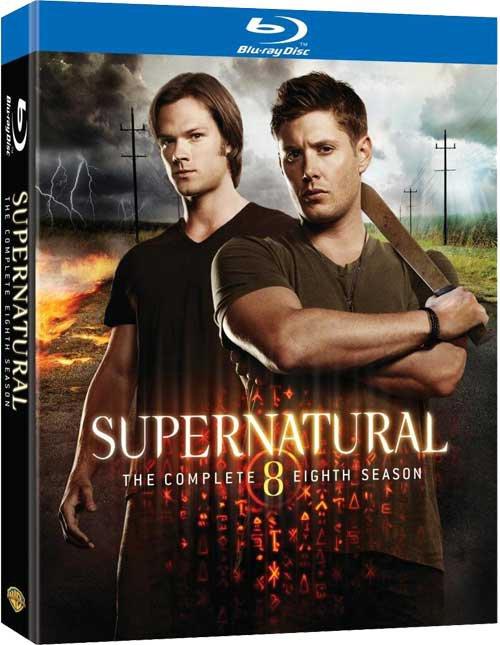 Visuel du Coffret DVD Saison 8