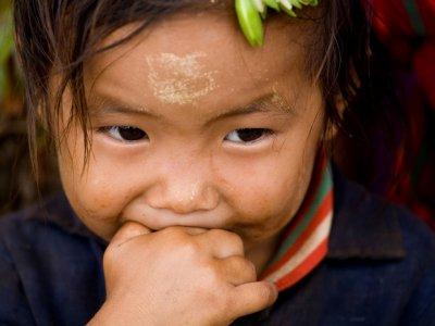 Hommage à mes  petites amours de Birmanie