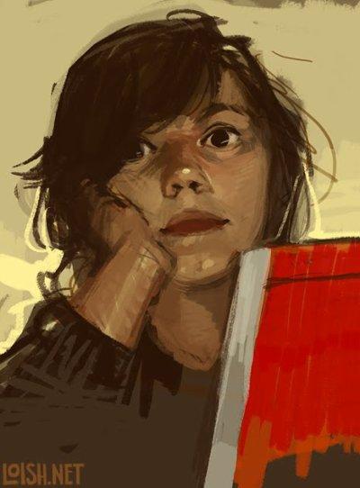 Loish Part 1 -  une de mes artistes préférées Ü