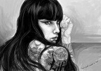 Tattoos girls TWO