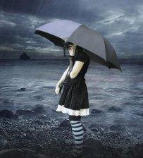 Il pleut, il pleut...encore !!! Vive la pluie et les pieds mouillés Ü
