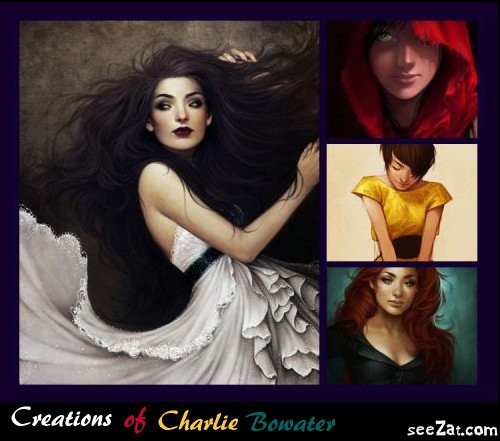 Creations of Charlie Bowater