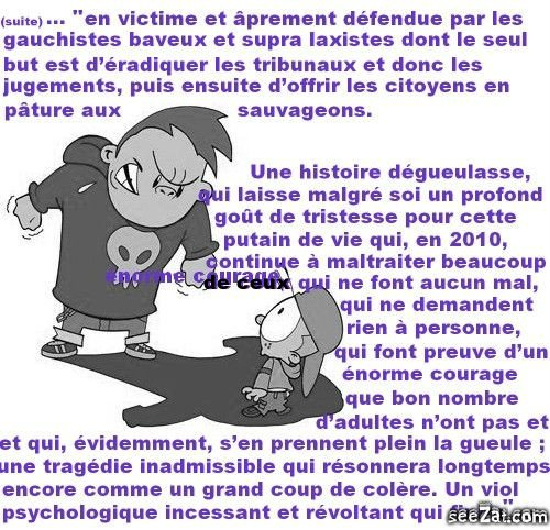 """""""Repose en paix petit homme"""" (partie 2)"""