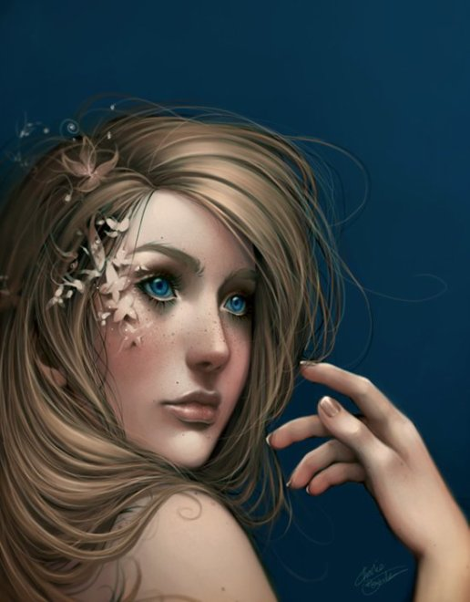 By Charlie Bowater (ma favorite :)