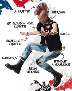 Comiques Punk !