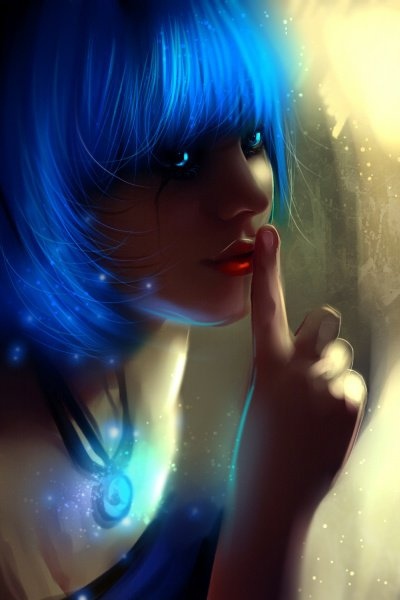 Silence by Ryky on Deviantart