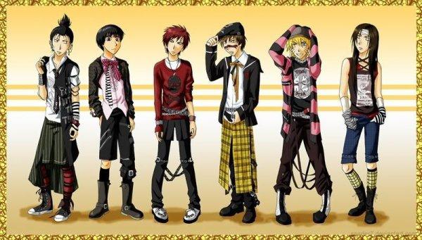Des héros qui ont changé de style !