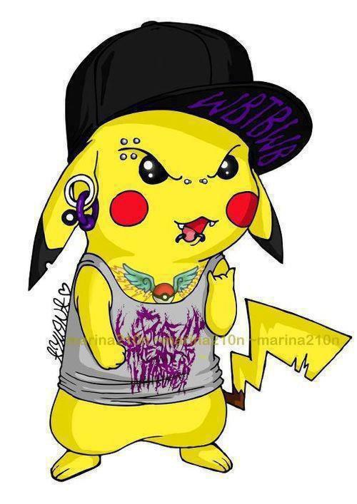 Pikachu ... *_*