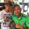 News du 10 juin : Neymar avec un fan à son Hotel