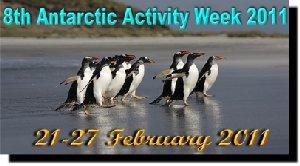 8éme semaine de l'antartique