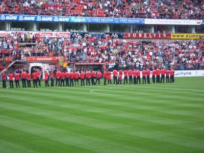 Fan-Day. Le 17juillet/2011.