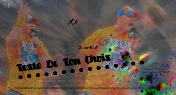 Slam-Rko Ta Source Française Sur Le Lutteur Randy Orton (Ll'