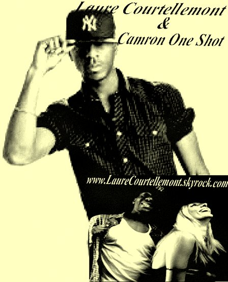 Laure Courtellemont Feat Camron one shot