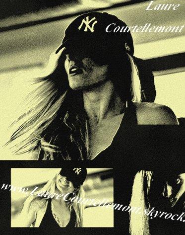 Laure Courtellemont fait un CLIP ←