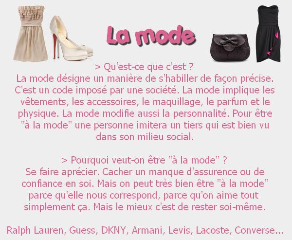 06 - La mode.
