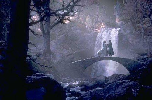The light of Arwen's Love