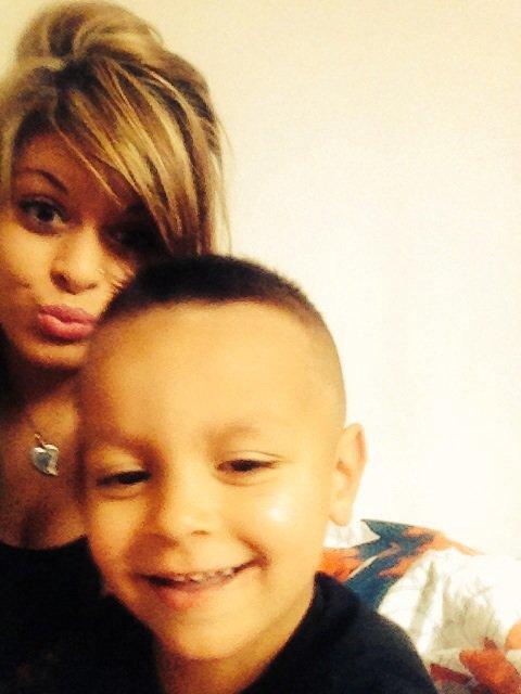 Mon fils ahah je t'aime Fares ❤️