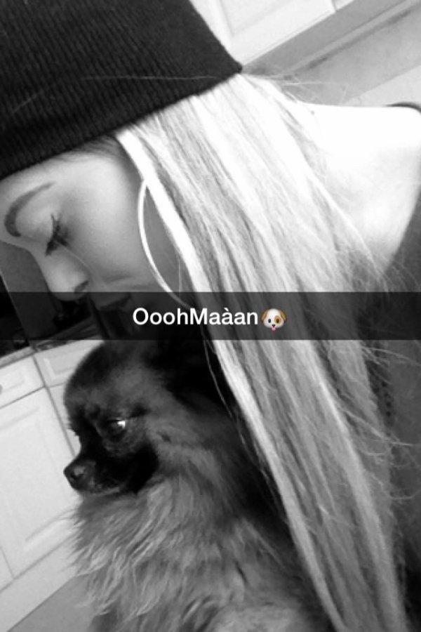 Baaah' mm mon chien et plus fidel que toi btrd