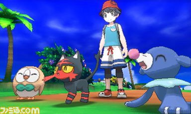 Pokémon ULTRA SOLEIL ET ULTRA LUNE !!!!