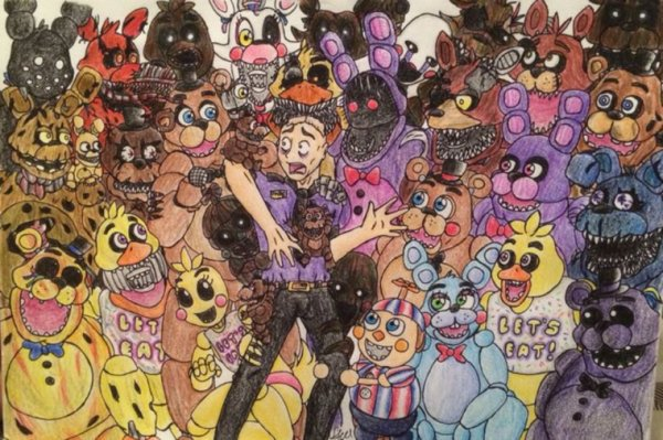 Commune Five Nights At Freddy's